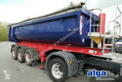 Langendorf SKS-HS 24/28, Stahl 24 m³./Plane/Trommel/BPW semi-trailer used tipper