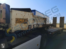 Semiremorca ACTM s46315chc transport utilaje second-hand