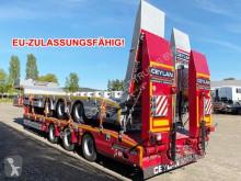 Semitrailer maskinbärare FSML 2 B1 FSML 2 B1