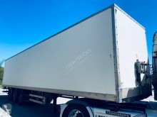 Samro plywood box semi-trailer