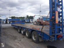 Tisvol heavy equipment transport semi-trailer