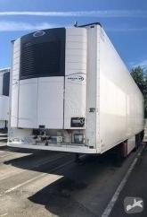 Schmitz Cargobull egyhőmérsékletes hűtőkocsi félpótkocsi