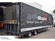 semi reboque Müller-Mitteltal TS 2, Loadingramps, SAF axles