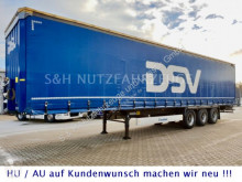 semi remorque Krone Profi Liner BPW Trom. Edscha Schiebeplane XLCODE