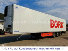 Krone Carrier Vector 1550 Doppelstock 3.000H FRC 02/21 semi-trailer