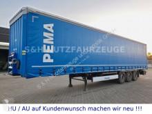 semirimorchio Krone SAF Achsen Edscha Schiebeplane XL Code
