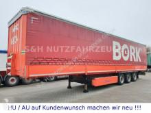 semi remorque Krone Bordwand SAF Achsen Liftachse XL Code Edscha