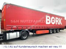 semi remorque Krone Profi Leiner SAF Achsen Liftachse XL Code Edscha