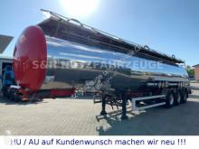Magyar 3 KAMMER 35.500 L ADR VA4 36.000 KG semi-trailer