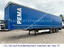 semi remorque Krone SAF Achsen Edscha Schiebeplane XL Code