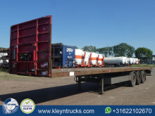 Pacton T3-009 semi-trailer used flatbed