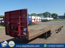 Pacton S3-001 semi-trailer used heavy equipment transport