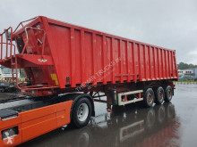 Used tipper semi-trailer LAG Alu 0-3-39-kal ALU TIPPER