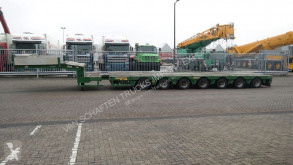 Trailer Faymonville 7 AXLE SEMI LOW LOADER 950 CM EXTENDABLE tweedehands dieplader