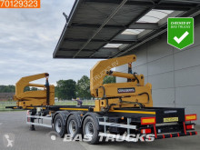 Hammar Gurlesenyil GLT3 Container Sideloader Seitenlader *New Unused* semi-trailer new container