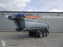 félpótkocsi Meiller TR 3, 25m³ Hardox, elektr. Verdeck, Luft/Lift