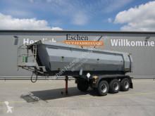 semi reboque Meiller TR 3, 27m³ Hardox, Luft/Lift