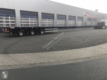 Nooteboom Mega low, 37.20 Mtr, (Made NEW, NIEUW, NEU, NOVEUO ) Triple uitschuifbaar extandeble semi-trailer used flatbed