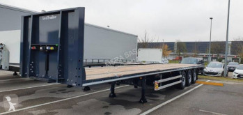 Lecitrailer Plateau Full Arrimage KTL semi-trailer new flatbed