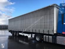 Krone Profi Liner BACHE PLSC 38000 semi-trailer used tautliner