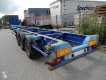 naczepa do transportu kontenerów Renders
