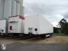 Semitrailer transportbil polybotten begagnad Krone