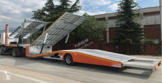 new car carrier semi-trailer