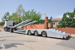 Carrier car carrier semi-trailer