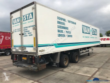 Pacton T2-002 Gesloten semi-trailer used