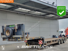 Semi remorque Broshuis 3ABSD-36 Wheelrecess Extendable Bed: 16.90m 3x Steeraxle porte engins occasion