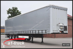 Used tarp semi-trailer Krone SD 5 x Tautliner, Standard, LBW 2500kg, HU 05/2021