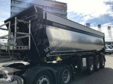 Meiller MHPS 16/27 ISO / Leasing semi-trailer used tipper