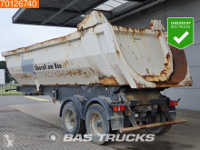 Meiller TR2 24m3 Steel-Tipper Liftaxle semi-trailer used tipper