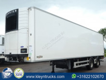 Chereau mono temperature refrigerated semi-trailer STEER+LIFT carrier taillift