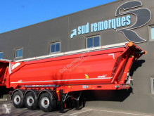 Bennes Marrel tipper semi-trailer CARGOTRACK REFERENCE PACA