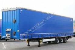 Krone CURTAINSIDER /MEGA / LOW DECK/ LIFTED ROOF / semi-trailer