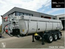 Félpótkocsi Schmitz Cargobull SKI 24 SL 7.2 / Thermo-Isolierung / Alu-Felgen használt billenőkocsi