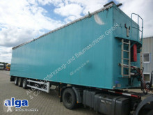 Knapen moving floor semi-trailer KOCF 100, 99m³, 6mm Boden, Rollplane, BPW-Achsen