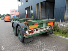 Renders 20 FT Chassis / Air suspension semi-trailer used container