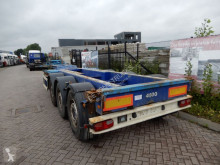 Trailer Renders Euro 800 / MB Disc / 2x Extendable tweedehands containersysteem