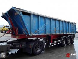 Benalu Oplegger Lames/steel semi-trailer used tipper