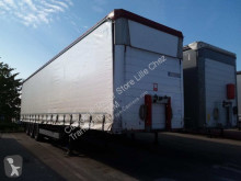 Sættevogn glidende gardiner Schmitz Cargobull Rideaux Coulissant Mega