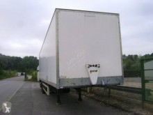 Coder plywood box semi-trailer