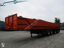Pacton TTD454 semi-trailer used flatbed