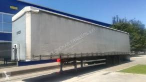 Merker MERKER semi-trailer used tarp