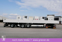 Krone heavy equipment transport semi-trailer SDP 27 / BAUSTOFF / RUNGENT. / TRIDEC LENKUNG !