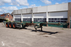Semi remorque porte containers Nooteboom Container chassis 45ft. / Multi / Extendable / 37.450 KG Loading Capacity