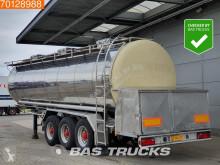 Burg BPO 12-24 Z 26.000 Ltr Chemie Tank 1 Compartment semi-trailer