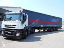 Kögel reel carrier tautliner semi-trailer S24-1 C