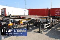 Semi remorque porte containers occasion Zorzi semirimorchio portacontainer 3assi adr 20 e 30